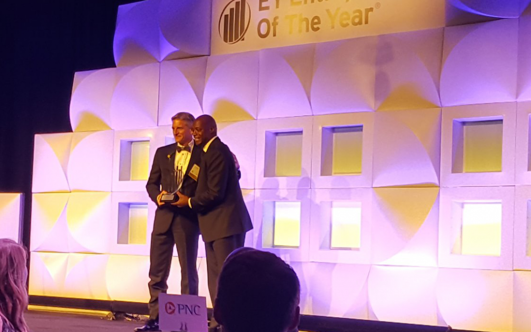 MAG CEO Joe Fluet Awarded Entrepreneur of the Year